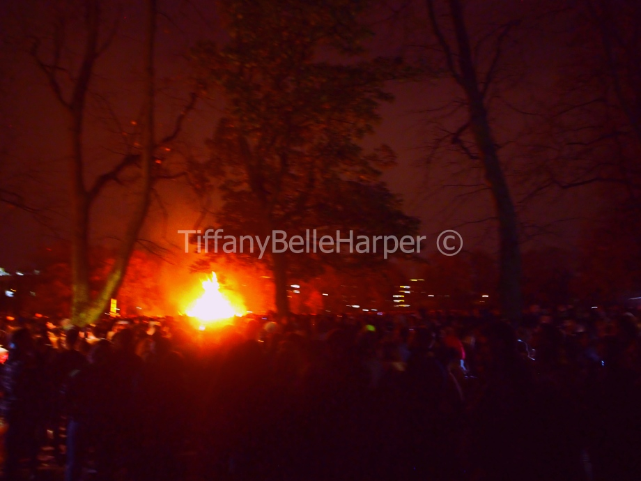 Bonfire Night by Tiffany Belle Harper
