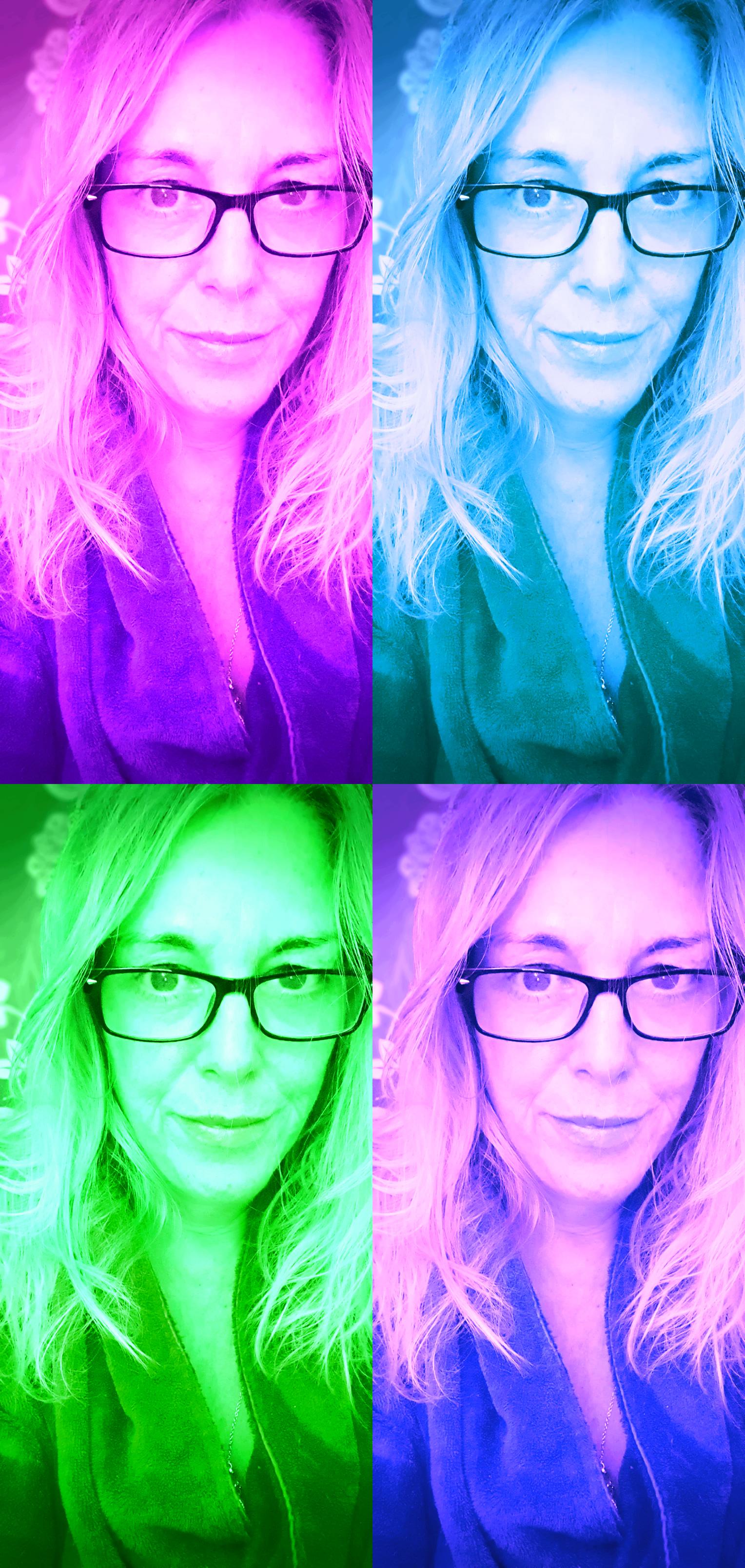 Colour Portraits